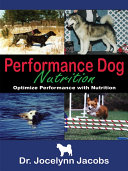 Performance Dog Nutrition