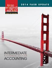 Intermediate Accounting, 15th Edition, 2014 FASB Update