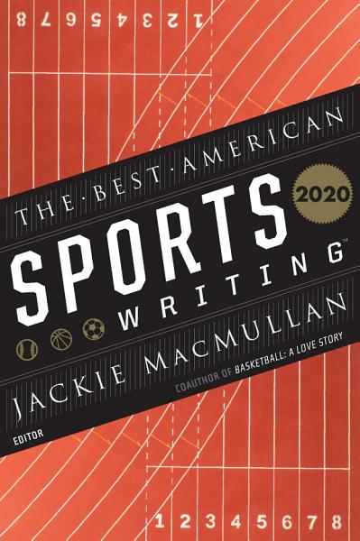 Download The Best American Sports Writing 2020 Book
