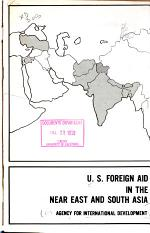 U.S. Foreign Aid in the Near East and South Asia