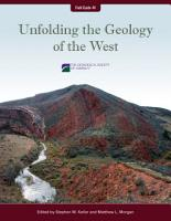 Unfolding the Geology of the West PDF