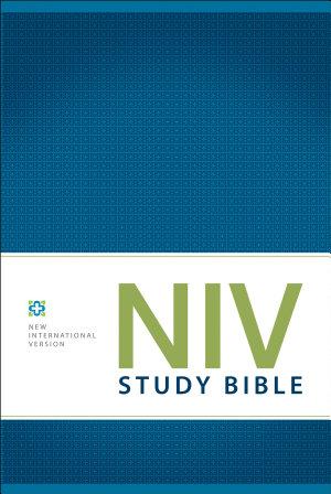 NIV Study Bible  eBook