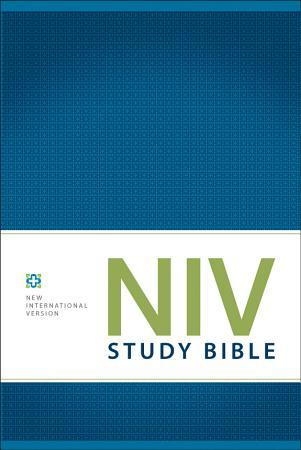 NIV Study Bible  eBook PDF