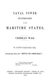 Naval Power Suppressed by the Maritime States: Crimean War
