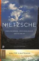 Nietzsche PDF