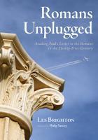 Romans Unplugged PDF