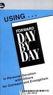 Using Forward Day by Day