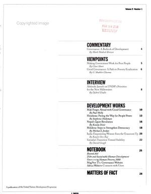 Choices PDF
