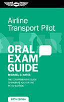 Airline Transport Pilot Oral Exam Guide PDF