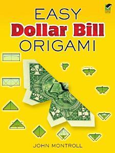 Easy Dollar Bill Origami Book