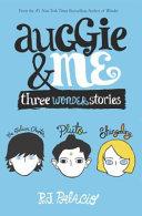 Auggie and Me  Three Wonder Stories Book