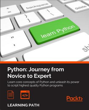 Python  Journey from Novice to Expert PDF