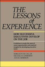 Lessons of Experience