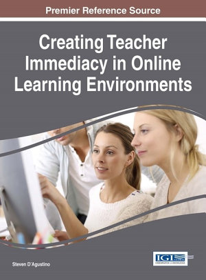 Creating Teacher Immediacy in Online Learning Environments PDF