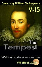 The Tempest: Comedy by William Shakespeare