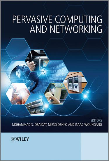 Pervasive Computing and Networking PDF