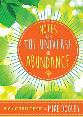 Notes from the Universe on Abundance PDF