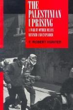 The Palestinian Uprising
