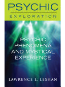 Psychic Phenomena and Mystical Experience