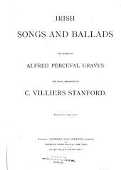 Irish Songs and Ballads