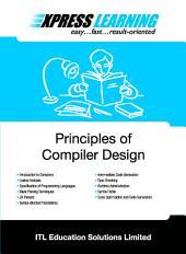 Principles of Compiler Design: