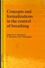 Concepts and Formalizations in the Control of Breathing