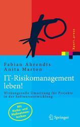 IT Risikomanagement leben  PDF