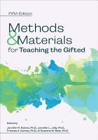 Methods and Materials for Teaching the Gifted PDF