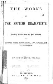 The Works of the British Dramatists