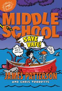 Middle School  Save Rafe  Book