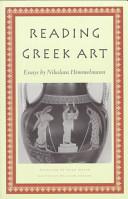 Reading Greek Art
