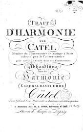 Traité d'harmonie...