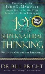 The Joy Of Supernatural Thinking Book PDF