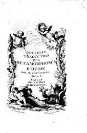 Métamorphoses: Volume2