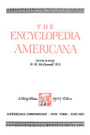 The Encyclopedia Americana PDF