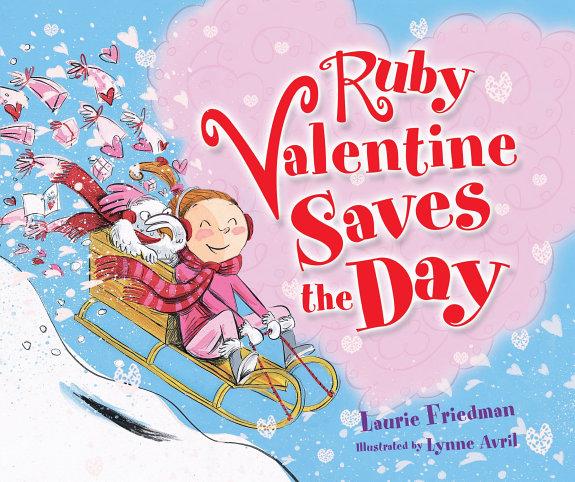 Ruby Valentine Saves the Day PDF