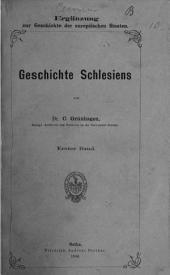 Geschichte Schlesiens: Teil 1