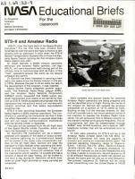 STS 9 and Amateur Radio PDF
