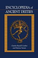 Encyclopedia of Ancient Deities PDF