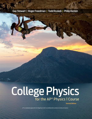 College Physics for the AP   Physics 1 Course