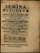 Semina muscorum detecta