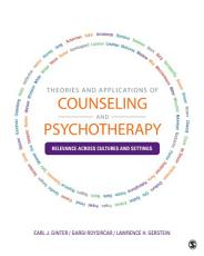 Theories and Applications of Counseling and Psychotherapy PDF