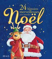 24 histoires merveilleuses pour attendre Noël: Histoires pour les grands