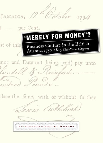 Merely for Money? Pdf Book