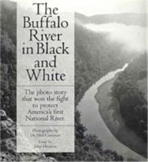The Buffalo River in Black and White  C  PDF
