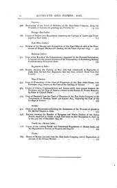 Accounts and Papers of the House of Commons: Volume 31