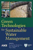 Green Technologies for Sustainable Water Management