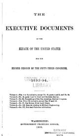United States Congressional serial set: Issue 8; Issue 3166