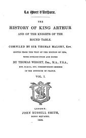 The History of King Arthur and of the Knights of Th Round Table: Volume 1