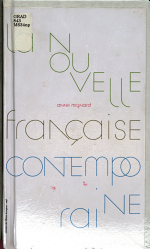 Contemporary French short story